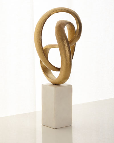 Intertwined Sculpture