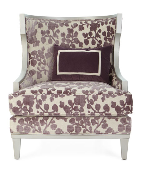 Orchid Park Wing Chair