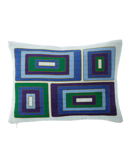 Milano Blocks Pillow