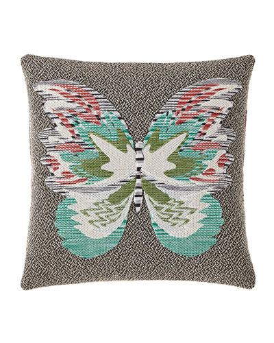 Vermilion Pillow