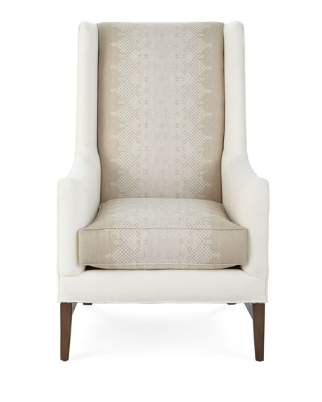 Lyric Tall Back Wing Chair