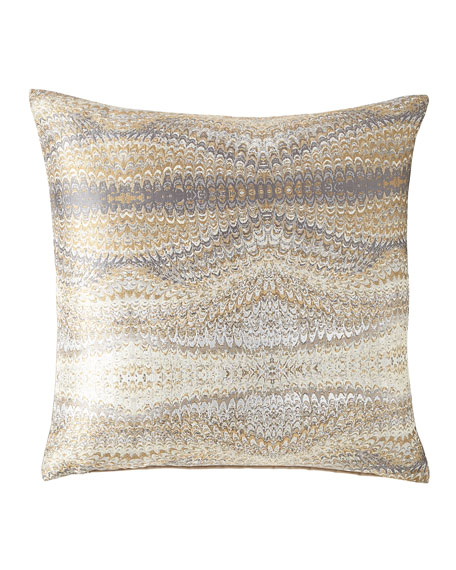 Eastern Accents Imogen Metal Knife-Edge Pillow
