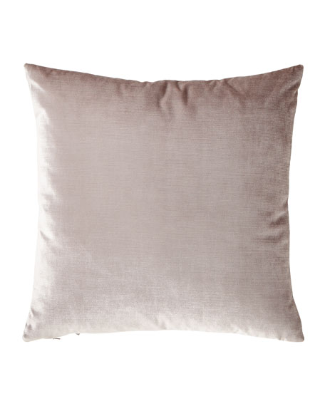 Venice Amethyst Knife-Edge Pillow