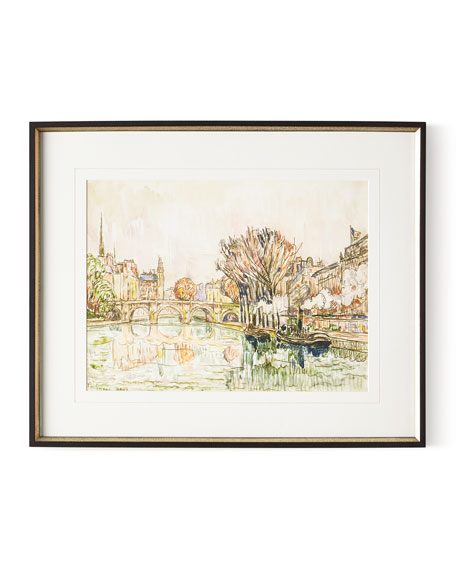 The Pont Neuf Giclee