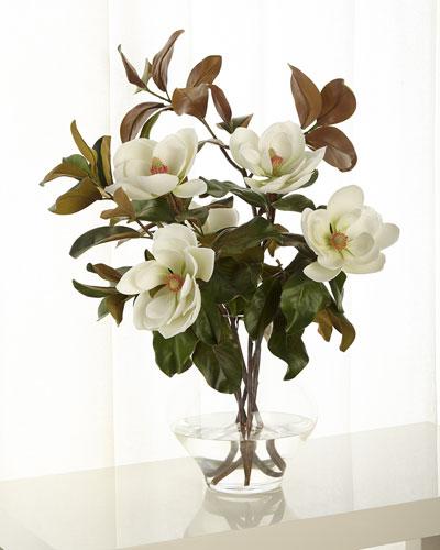 Magnolia Cream Odd Glass Bubble