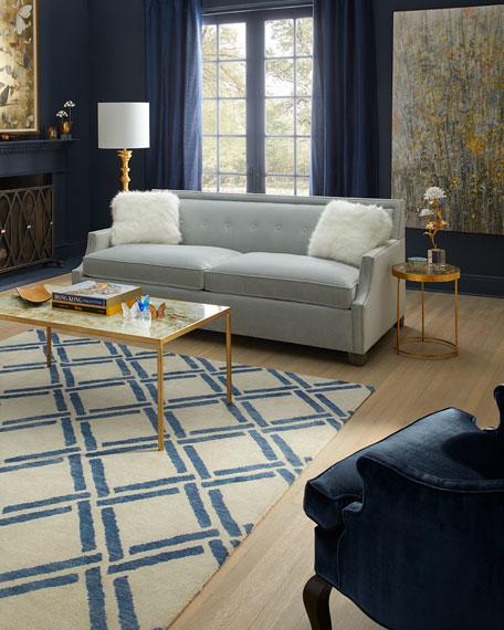 Bernhardt Franco Queen Sleeper Sofa 86 5
