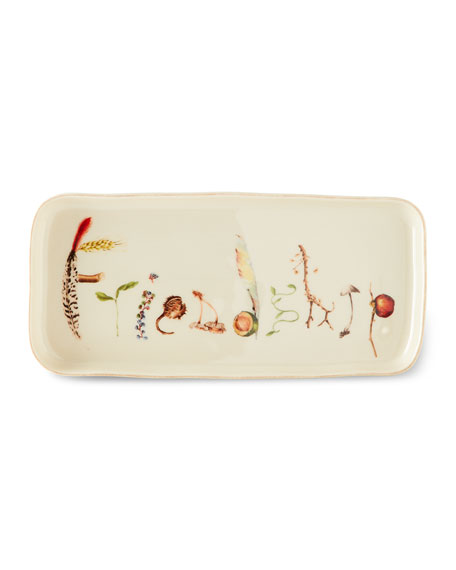 Juliska Forest Walk Friendship Gift Tray