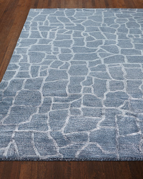 Tarelton Hand-Tufted Runner, 2.6' x 8'