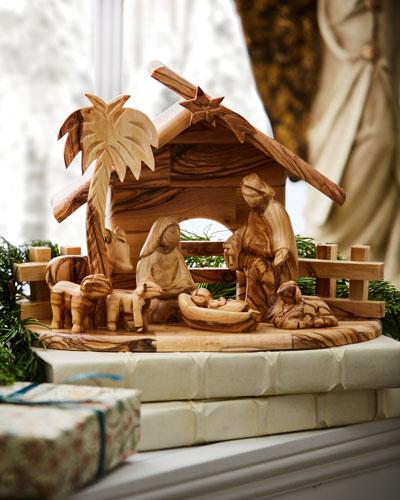 8-Piece Nativity Set