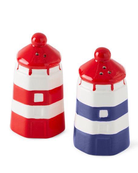 Anchors Away Salt and Pepper Shakers