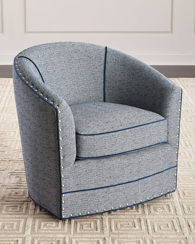 Spruce Swivel Chair