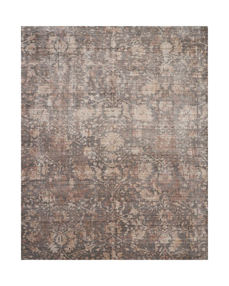 "Mumbi Hand-Knotted Area Rug, 7'9"" x 9'9"""