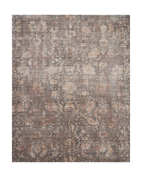 "Mumbi Hand-Knotted Area Rug, 3'9"" x 5'9"""
