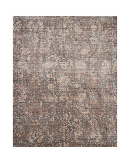 "Mumbi Hand-Knotted Area Rug, 9'9"" x 13'9"""
