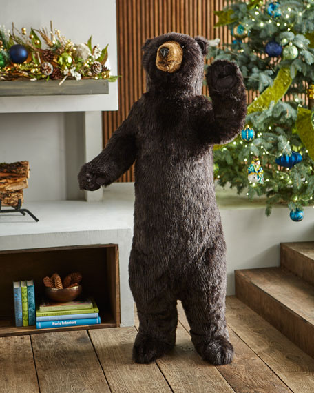 Standing Black Bear, 58