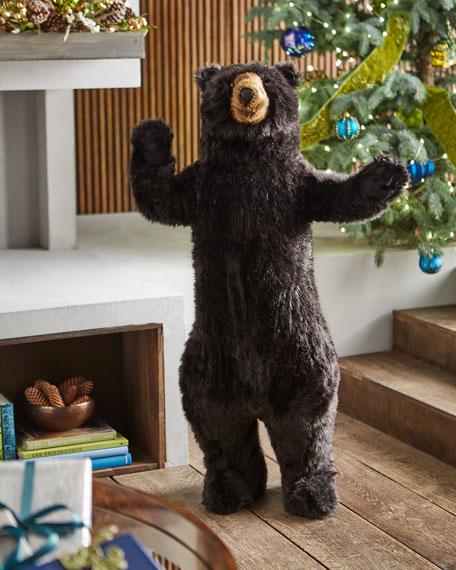 Standing Black Bear, 48