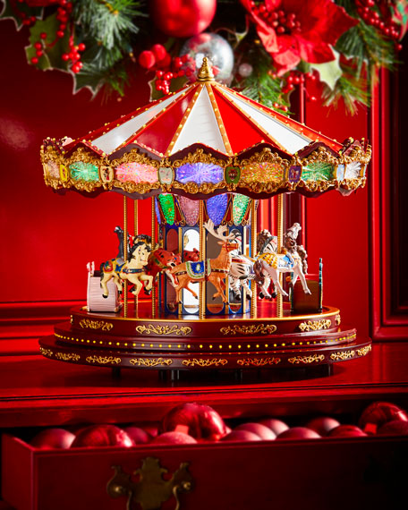 Grand Marquee Carousel