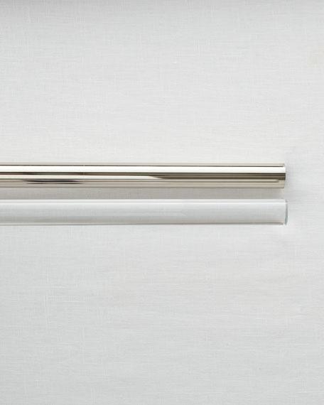 Vault Curtain Rod, 8'