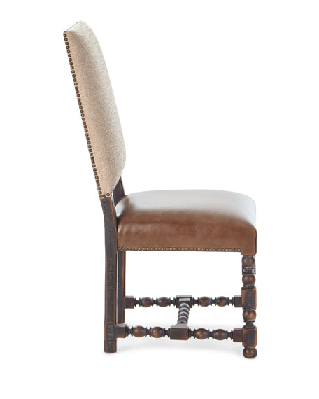 Pair of Casella Dining Side Chairs