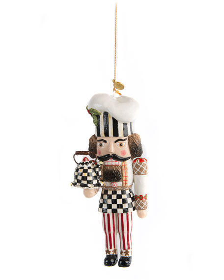 baker nutcracker christmas ornament - Nutcracker Christmas Ornaments