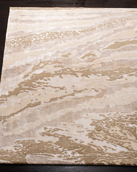 Galexia Hand-Knotted Rug, 10' x 14'