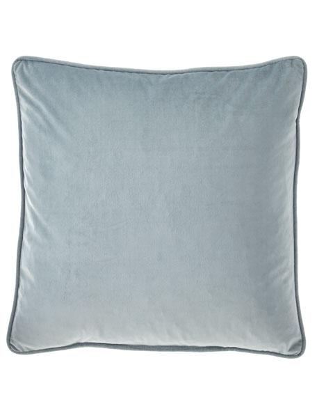 Austin Horn Collection Rowen Velvet Pillow, 20