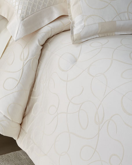 Austin Horn Collection Leisure 3-Piece Queen Comforter Set