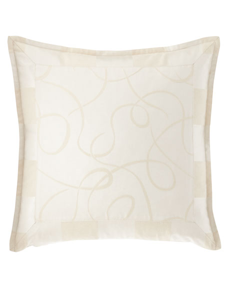 "Leisure Main Pillow, 20""Sq."