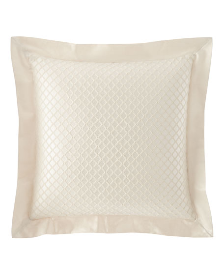 Austin Horn Collection Leisure Flanged Diamond-Quilted European