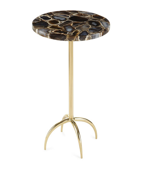 Agate Martini Table