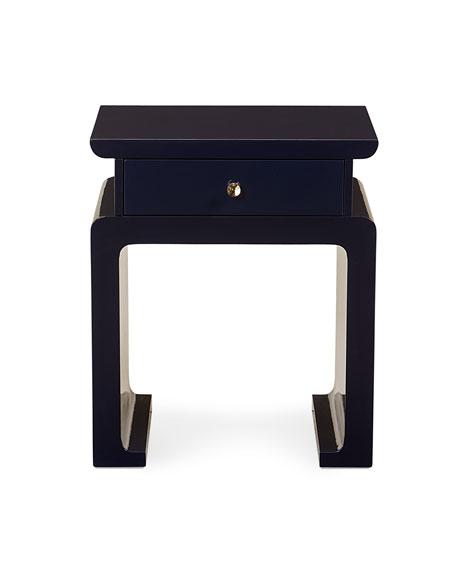 Aimee Pagoda Side Table