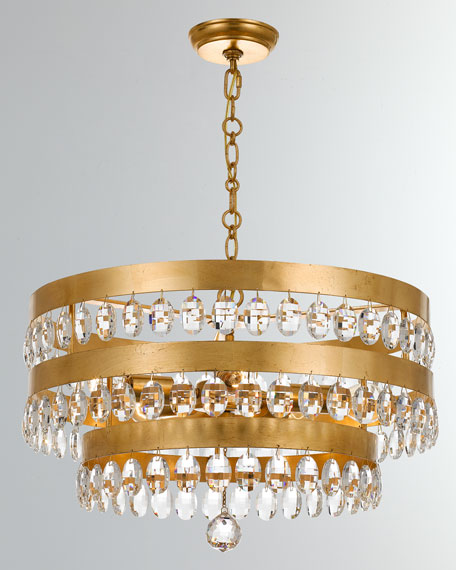 Perla 5-Light Chandelier