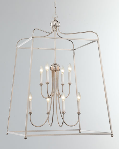 Sylvan 8-Light Chandelier