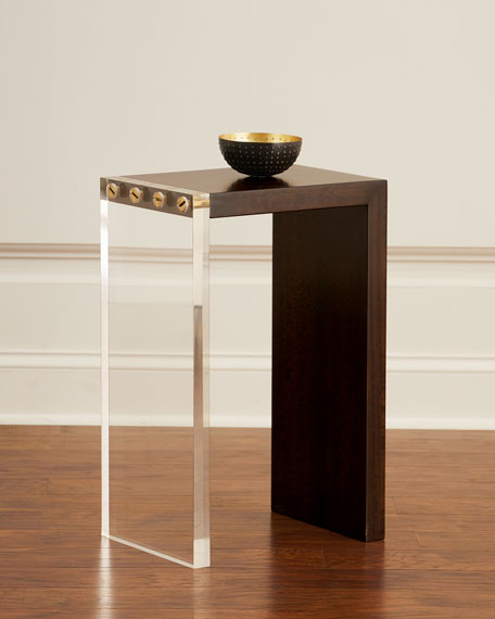 Clarity Martini Table