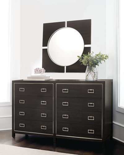 Decorage Tall 8-Drawer Dresser