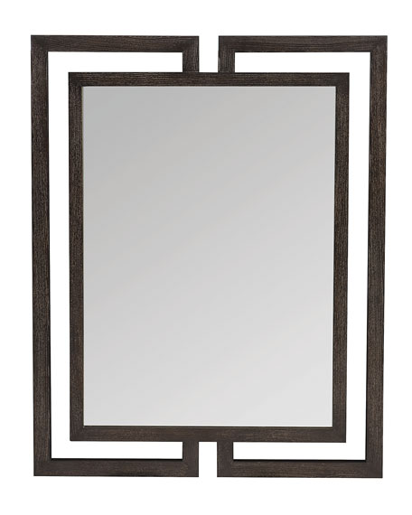 Bernhardt Decorage Rectangle Mirror