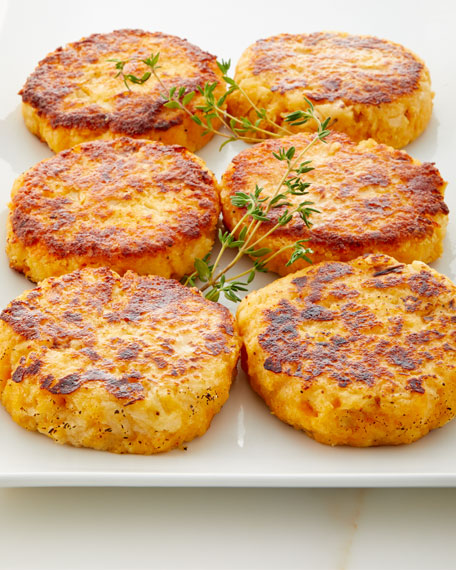 Culinaire Cauliflower Cakes, Set of 6
