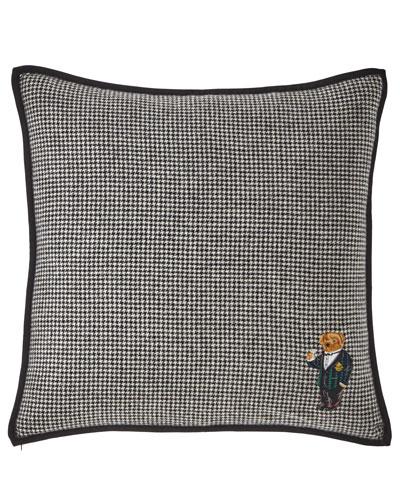 Bartley Bear Decorative Pillow