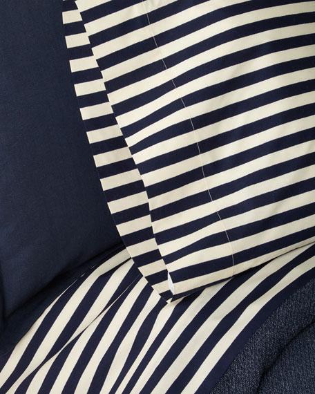 Camron Striped King Pillowcase