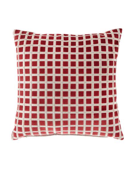 Stamp Decorative Pillow