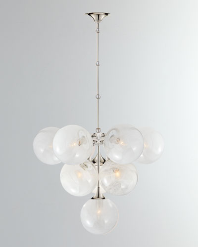 Cristol Tiered Pendant Light