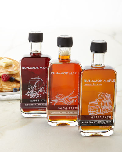 Maple Syrup Selection