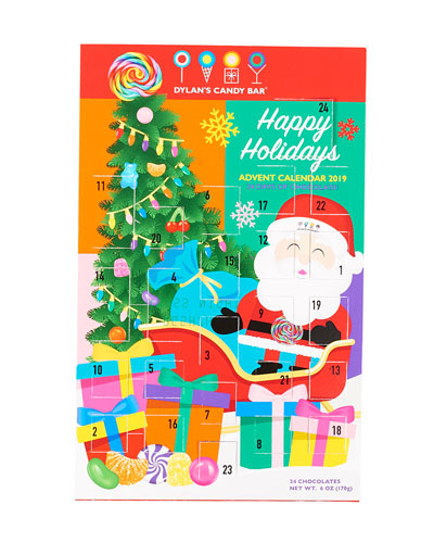 2019 Holiday Advent Calendar