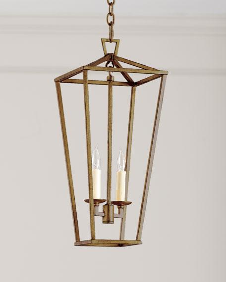 Chapman & Myers Darlana Medium Tall Lantern