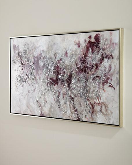 """""""Enchanted Irony II"""" Giclee  on Canvas Wall Art"""
