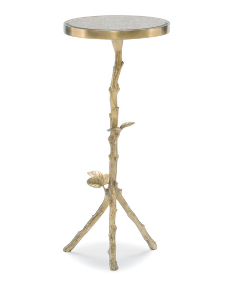 Sticks and Stones Petite Accent Table