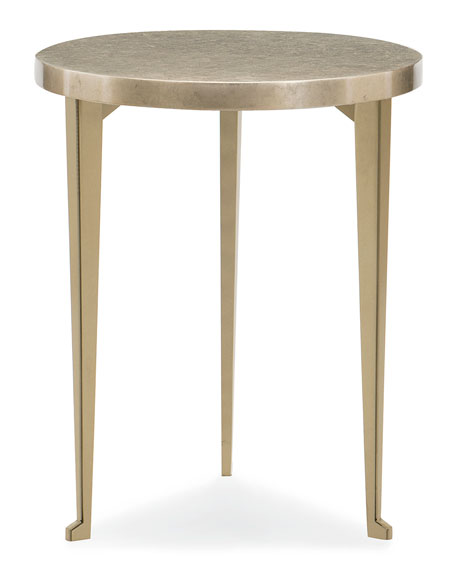 HONEY BUNCH ACCENT TABLE