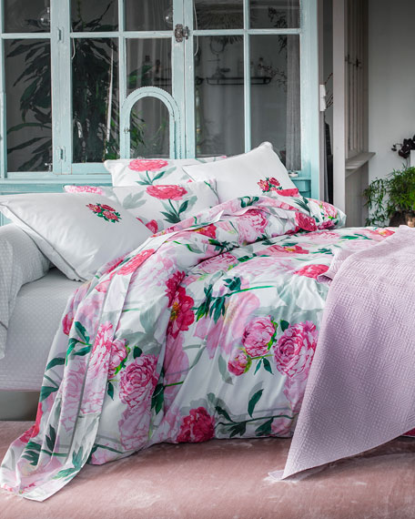 Anne de Solene Leonie 200 Thread-Count Floral King
