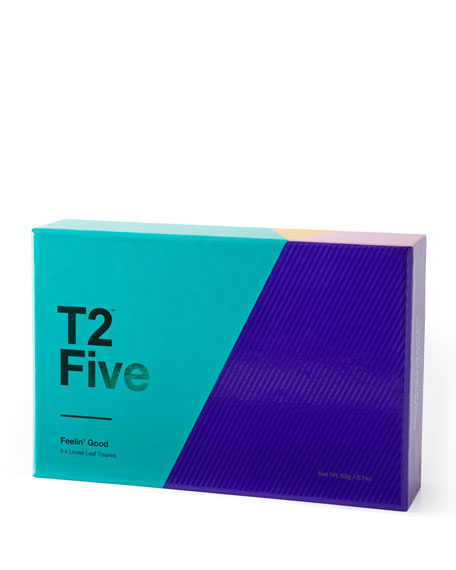T2 Tea T2 Five Feelin' Good Tea Box
