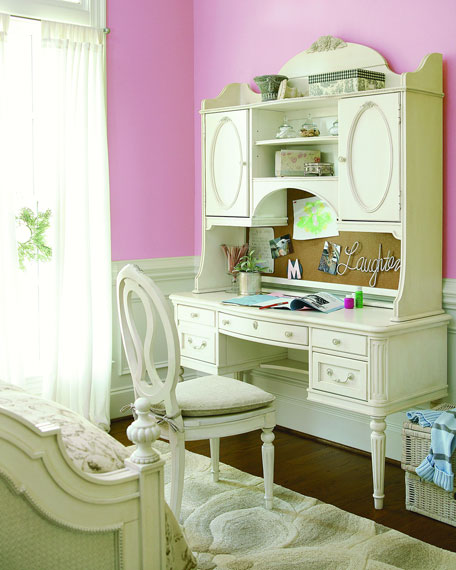 Blake Nursery/Kid's Desk Hutch